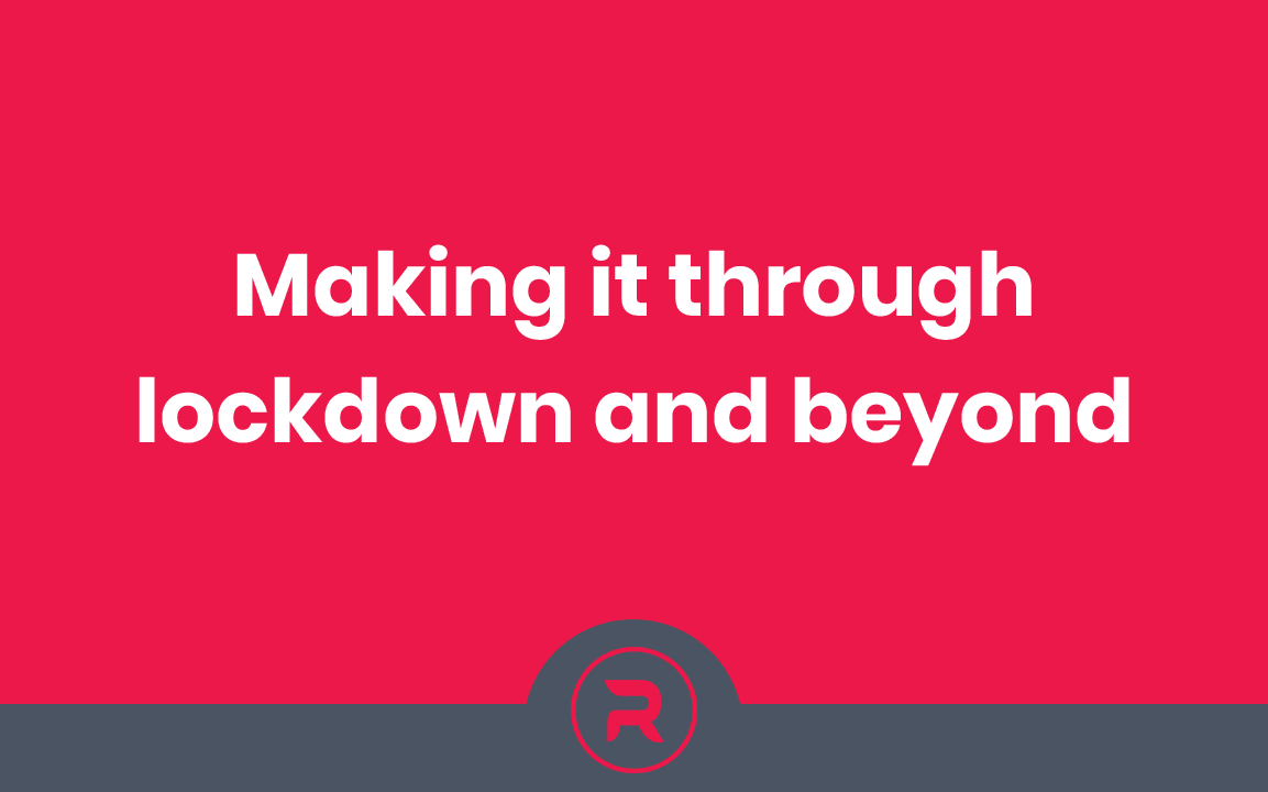 Previous article: Helping our customers to make it through lockdown and beyond
